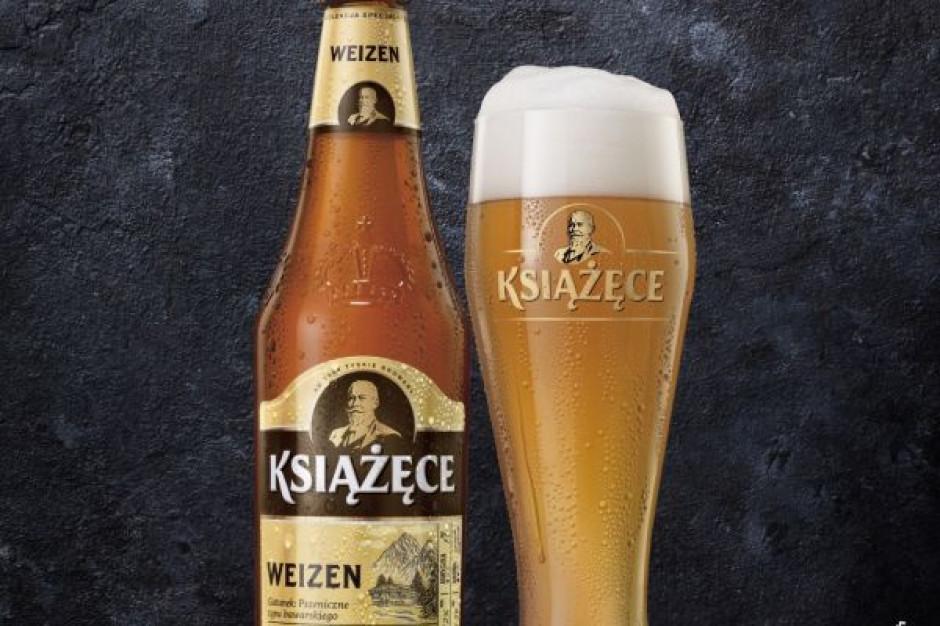 Kompania Piwowarska poszerza portfolio piwnych specjalności Książęcego