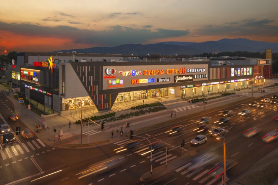 Gemini Park Bielsko-Biała szykuje modernizację food court'u
