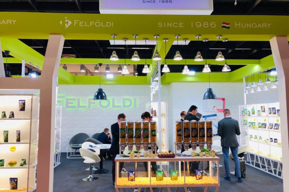 Węgierska firma Felfoldi chce ożywić rynek przekąsek nowymi smakami i kolorami
