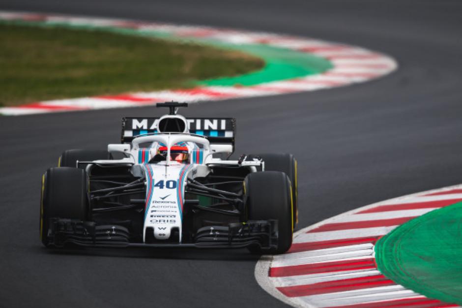 PKN Orlen podpisał umowę z Williams Racing