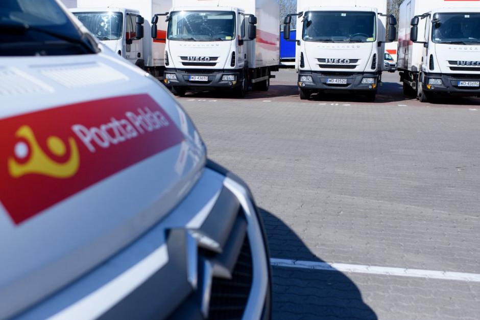 Poczta Polska planuje do 2023 r. podwoić przychody zrynku paczkowego