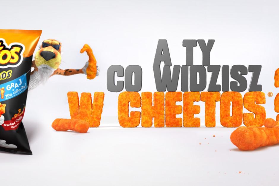 PepsiCo z nowym wariantem chrupek Cheetos Crunchos oraz konkursem konsumenckim