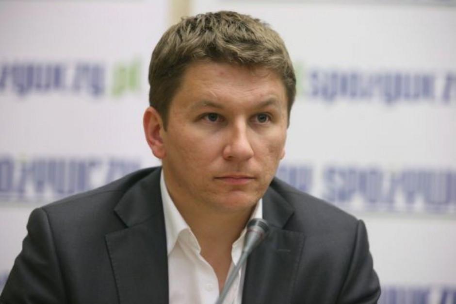 Wiceprezes spółki Tarczyński złożył rezygnację