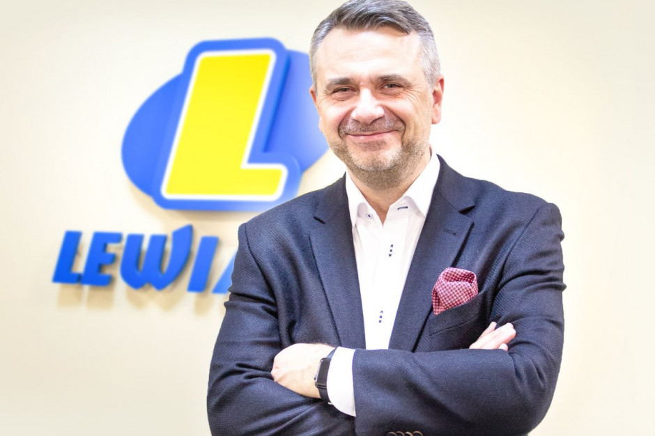 Lewiatan Holding z nowym członkiem zarządu