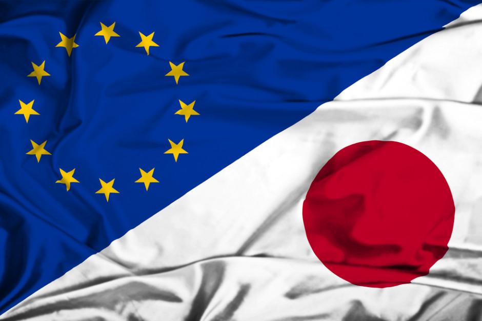 Wchodzi w życie umowa handlowa między UE a Japonią