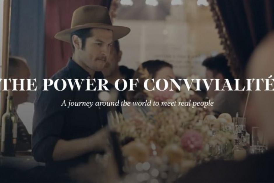 """Pernod Ricard zaczyna pierwszą globalną kampanię korporacyjną pod hasłem """"Be A Convivialist!"""" (badanie)"""