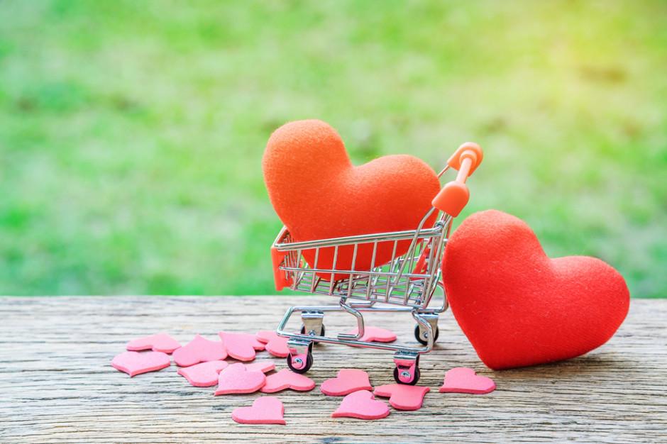 Walentynki to coraz bardziej dochodowe święto dla handlu