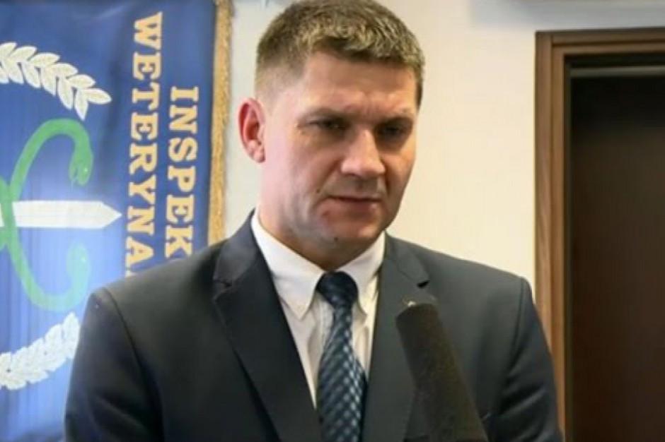 Główny Lekarz Weterynarii: Współpracujemy z policją w związku z nielegalnym ubojem