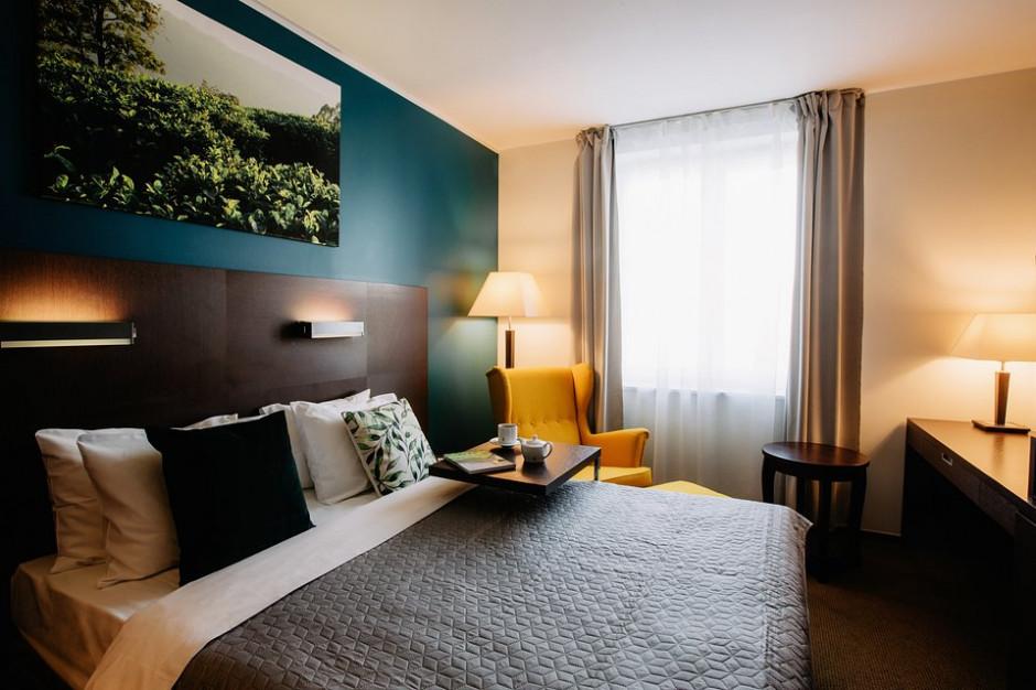 MyRoom by Dilmah – herbaciany pokój w hotelu Mercure Warszawa Airport
