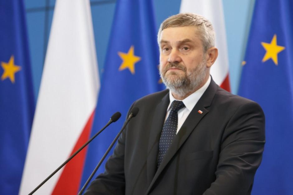 Ardanowski: Nie możemy dopuścić żeby jeden incydent rzutował na wizerunek całej polskiej żywności