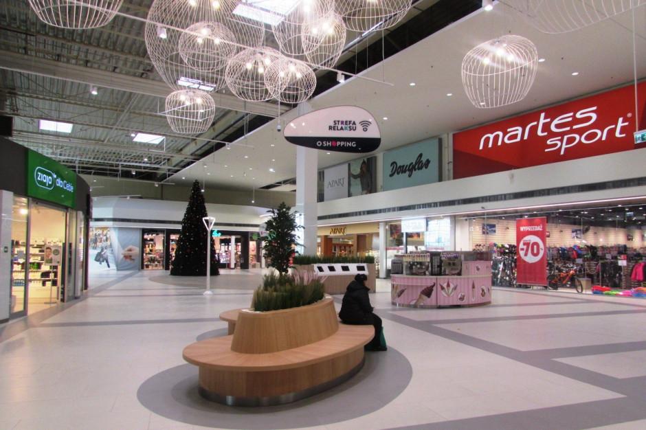 Dolnośląskie CH Auchan Bielany po modernizacji