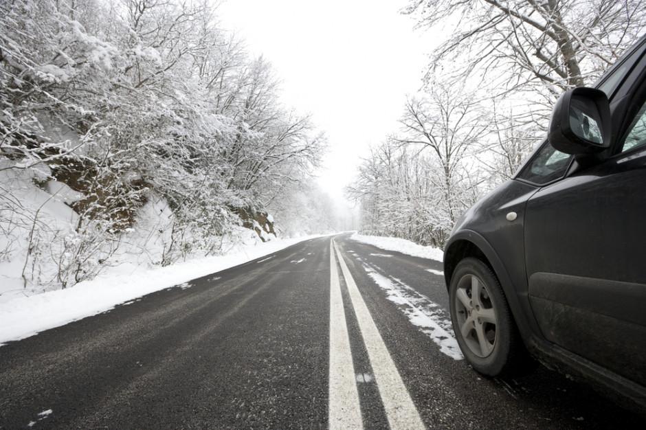 GDDKiA: Wszystkie drogi krajowe przejezdne. Na południu i północy kraju opady
