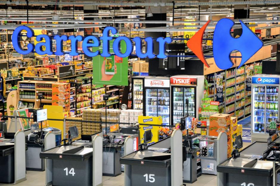 Carrefour uszczupli zespół menedżerów i przetestuje nowe koncepty sklepów