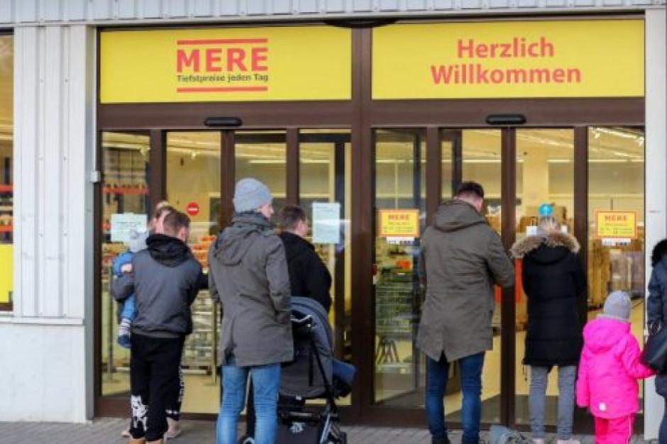 Nieoczekiwany debiut rosyjskiego dyskontu w Niemczech