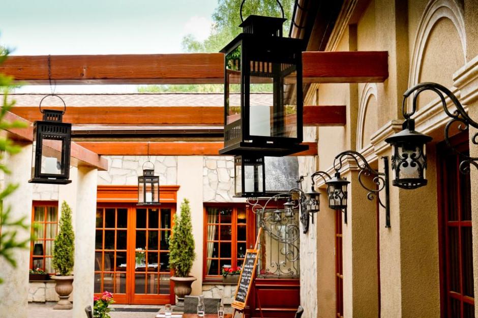 Restauracja Villa Gardena z nowym, sezonowym menu (zdjęcia)