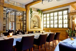Zdjęcie numer 1 - galeria: Restauracja Villa Gardena z nowym, sezonowym menu (zdjęcia)