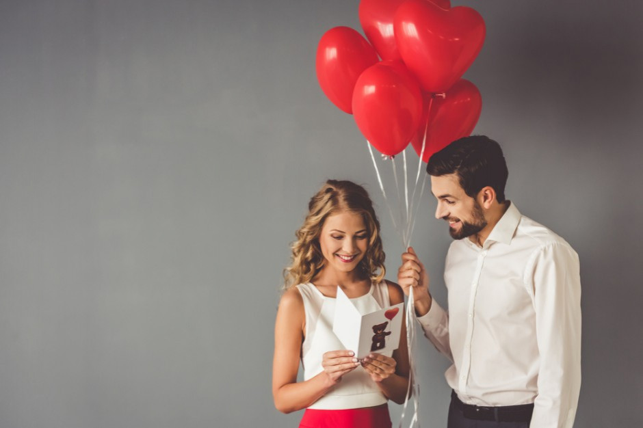 Technologie sprzyjają komercjalizacji Walentynek