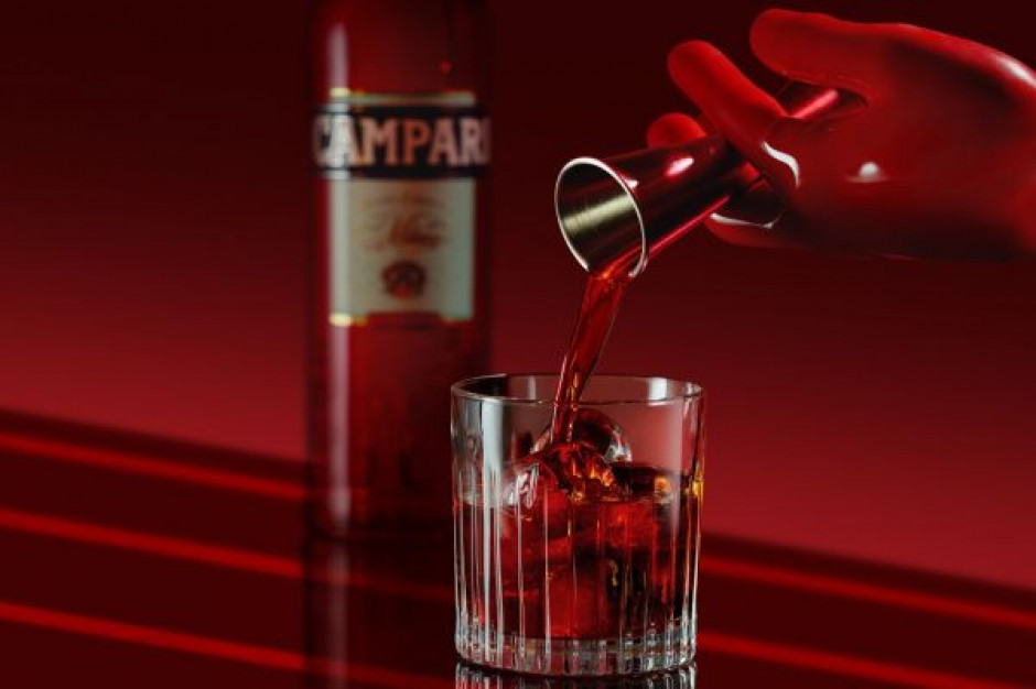 "Campari i światowa premiera filmu ""Entering Red"" w reżyserii Matteo Garrone"