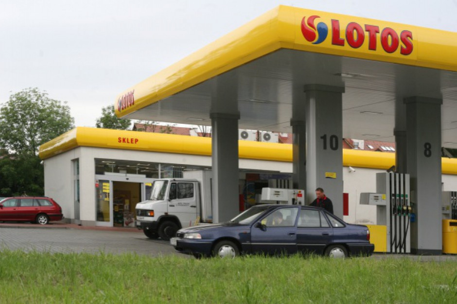 Lotos przeznaczy kilkaset mln zł na rozwój i modernizację stacji paliw