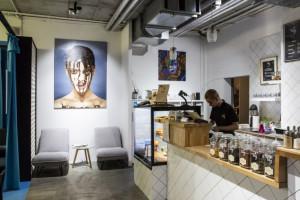 Kawiarnia #tag - lokal dla cyfrowych twórców z instaroomem (wideo)
