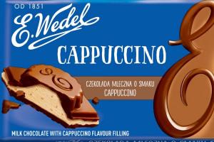 Czekolady kawowe od E. Wedel
