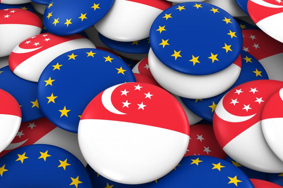 PE poparł umowy o wolnym handlu i ochronie inwestycji między UE a Singapurem