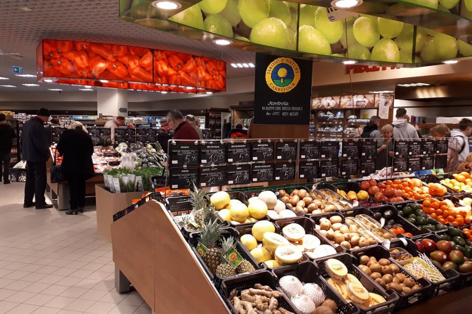 Carrefour otworzył w Kielcach pierwszy supermarket