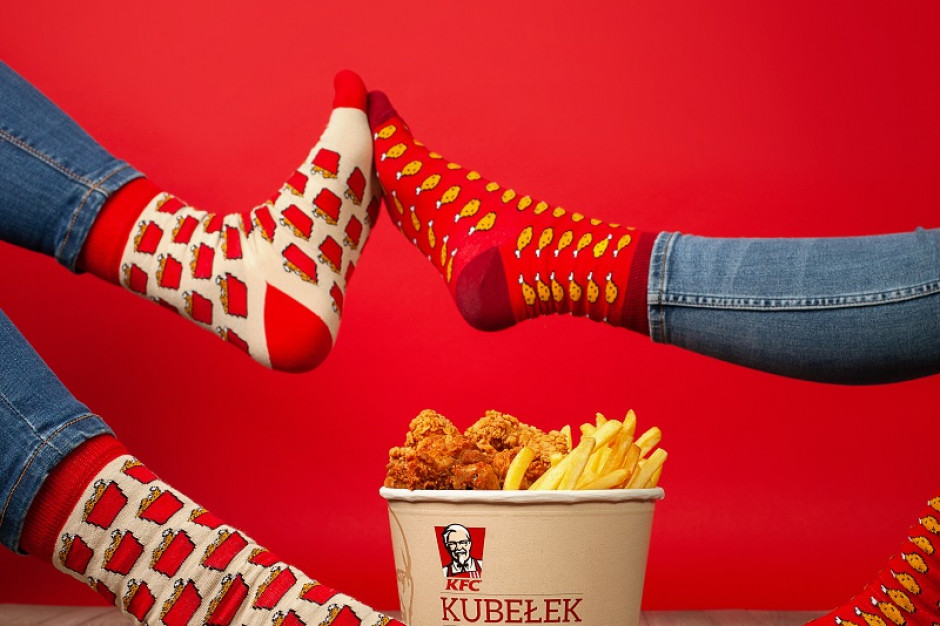 KFC z konkursem na Walentynki