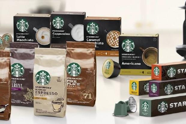 Nestlé wprowadza na rynek produkty marki Starbucks