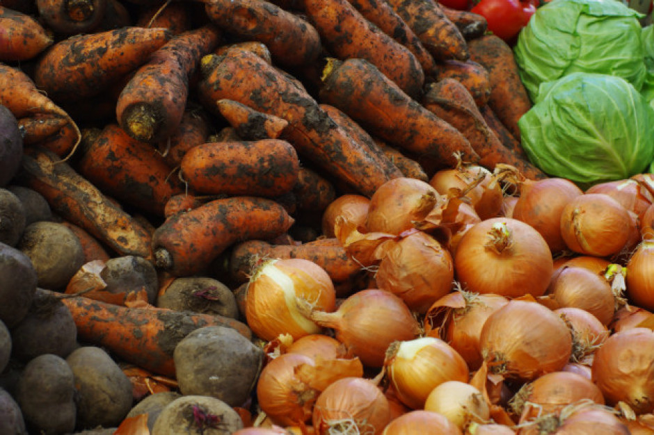 Bronisze: Bardzo wysokie ceny warzyw krajowych