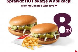 Jalapeño burger powrócił na chwilę do oferty McDonald's