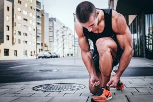 Białko proteinowe jest niezbędne dla sportowców