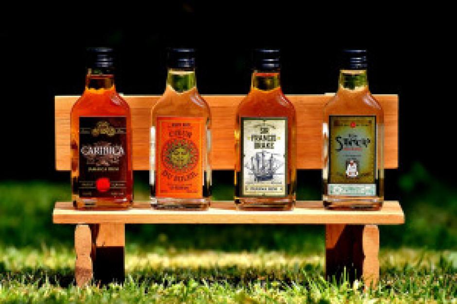 Rum zdobywa klientów z dużych miast