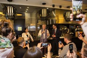 Zdjęcie numer 3 - galeria: Alain Passard, szef kuchni z trzema gwiazdkami Michelin, na Gali Francusko-Polskiej Izby Gospodarczej (galeria)