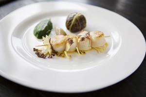 Zdjęcie numer 5 - galeria: Alain Passard, szef kuchni z trzema gwiazdkami Michelin, na Gali Francusko-Polskiej Izby Gospodarczej (galeria)