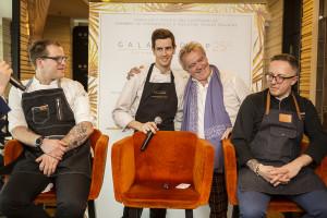 Zdjęcie numer 10 - galeria: Alain Passard, szef kuchni z trzema gwiazdkami Michelin, na Gali Francusko-Polskiej Izby Gospodarczej (galeria)