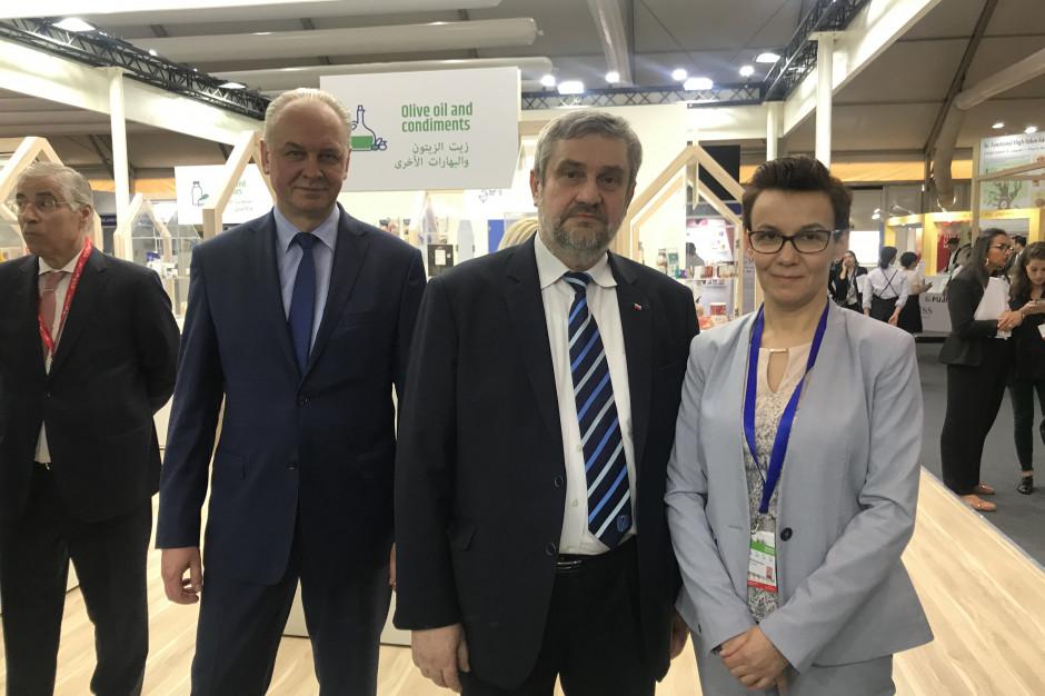 Polska Izba Mleka uczestnikiem Misji Wysokiego Szczebla Komisarza Phila Hogana do Dubaju
