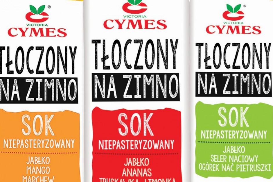 Victoria Cymes wprowadziła nową technologię do utrwalania soków tłoczonych na zimno