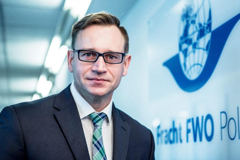Andrzej Bułka prezesem zarządu Fracht FWO Polska