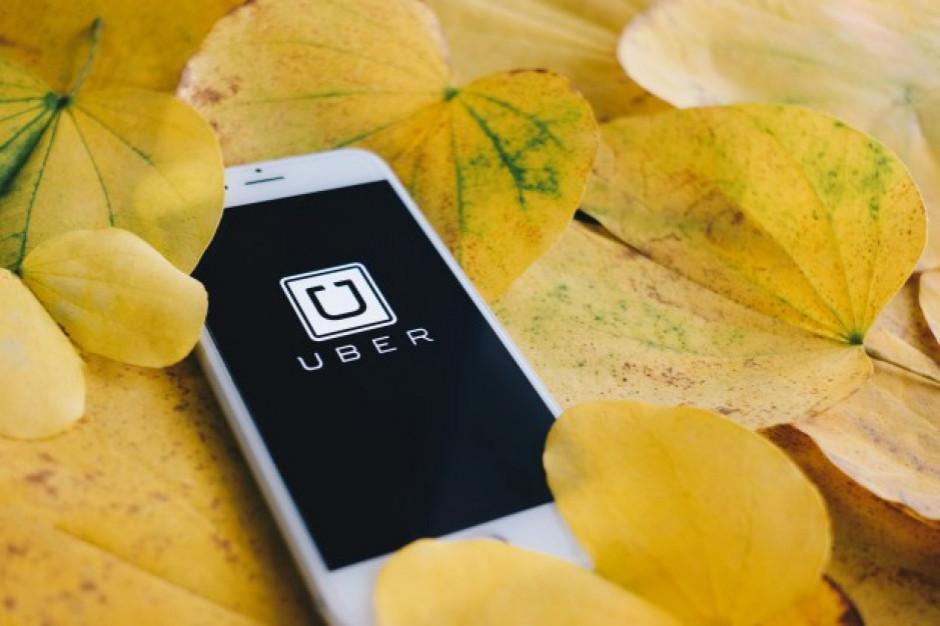 Uber zacznie płacić podatki w Polsce