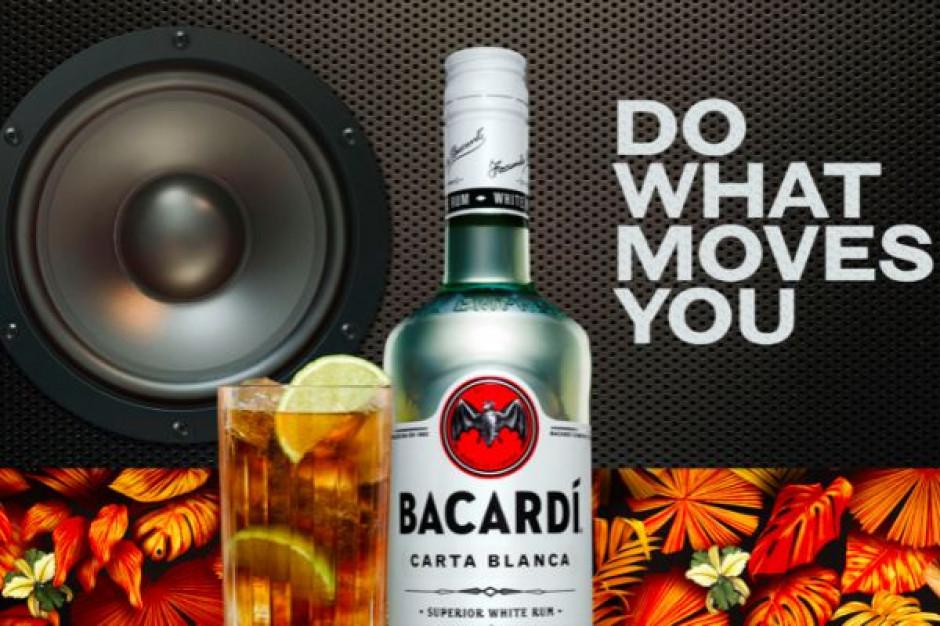 Muzyczna kampania marki Bacardi (wideo)