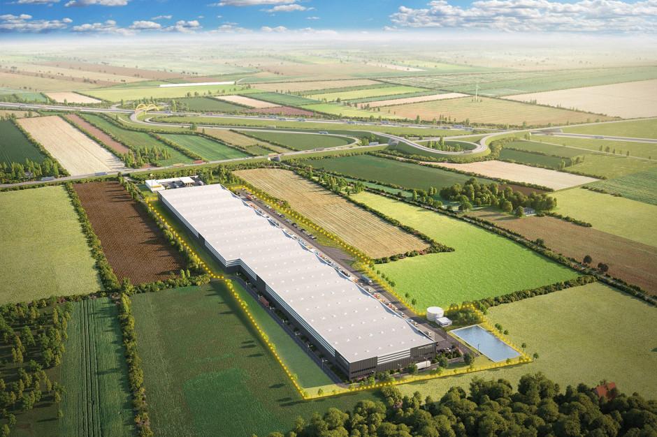W Kutnie powstaje centrum logistyczne o pow. 33 tys. m.kw