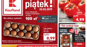 Kaufland rusza z promocją: 10 jaj za złotówkę