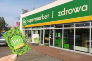 Aplikacja Bio Family otworzy drzwi do bezobsługowego sklepu przez całą dobę