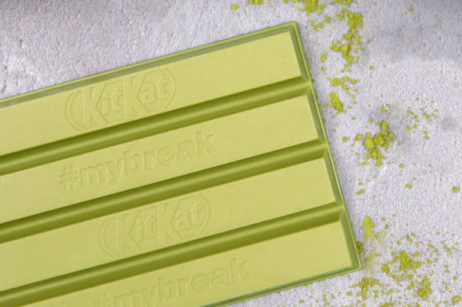 KitKat Green Tea Matchaod połowy marca dostępny w Polsce