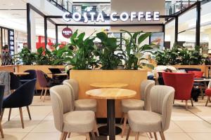 Costa Coffee otworzyła kawiarnię w Radomiu