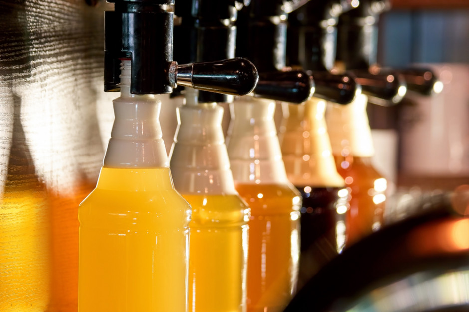 Produkcja piwa wzrosła w styczniu 2019 r. niemal o 2,0 proc.