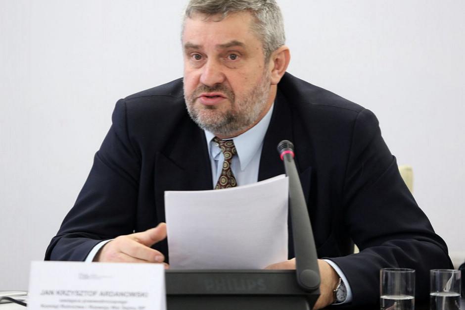 Ardanowski: Ulica nie jest dobrym miejscem na rozwiązywanie problemów rolniczych