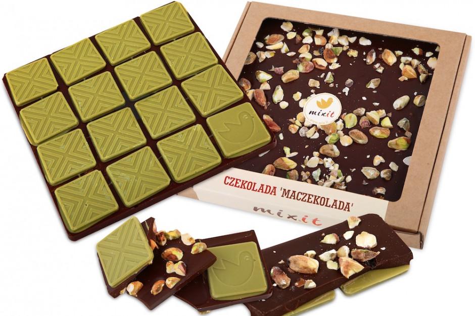 Mixit.pl rozszerza ofertę wysokogatunkowych czekolad