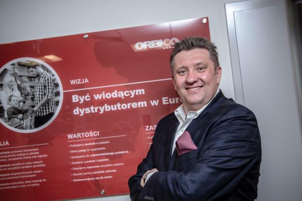 Ambasadorowie markowych produktów w handlu - wywiad z Grzegorzem Gackiem, prezesem zarządu Distribev Orbico